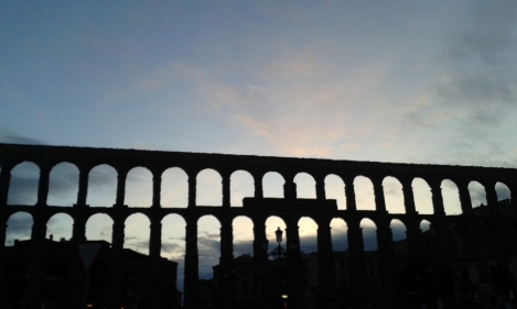 Segovia and its magnificent aqueduct